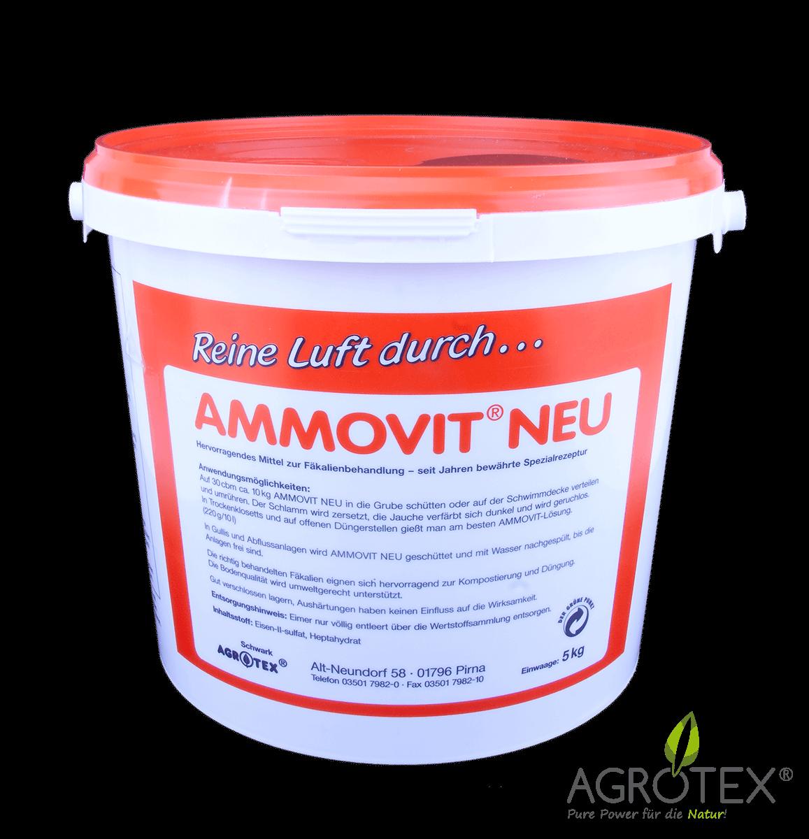 5 kg AMMOVIT® NEU